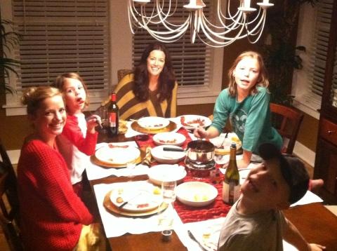 Kirsten dinner (2)