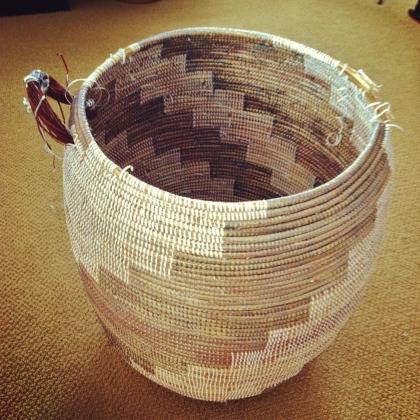 sad laundry basket