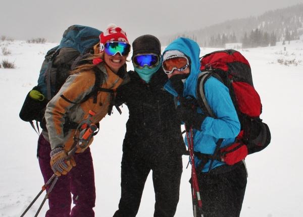 Sherpa team